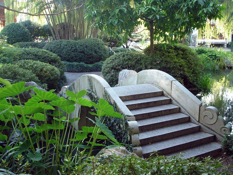китайский дизайн сада