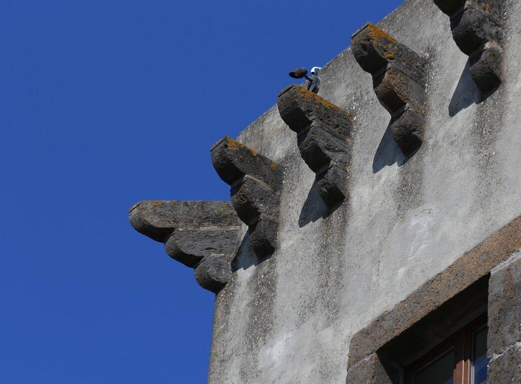 Искья. Башня Микеланджело или Торре ди Гевара (Torre di Guevara)