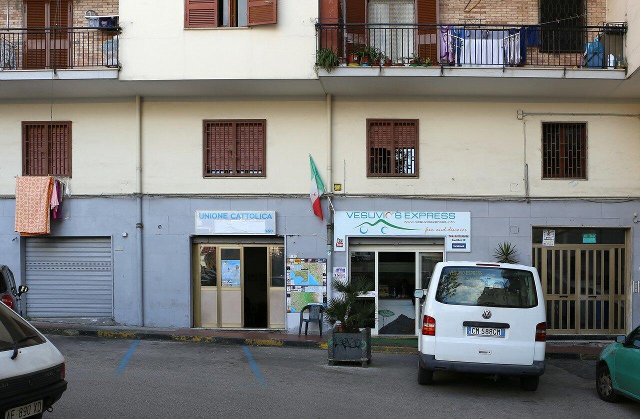 From Ercolano to Vesuvius
