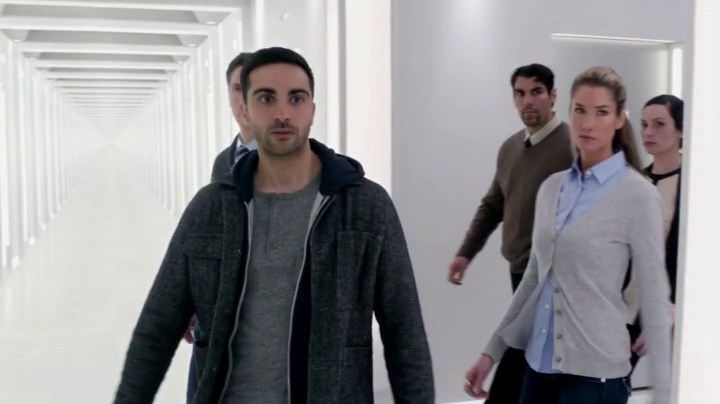 Актеры и персонажи эпизода 10.17 Inside Man