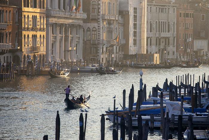 Осенняя Венеция в фотографиях Ольги Карабчевской