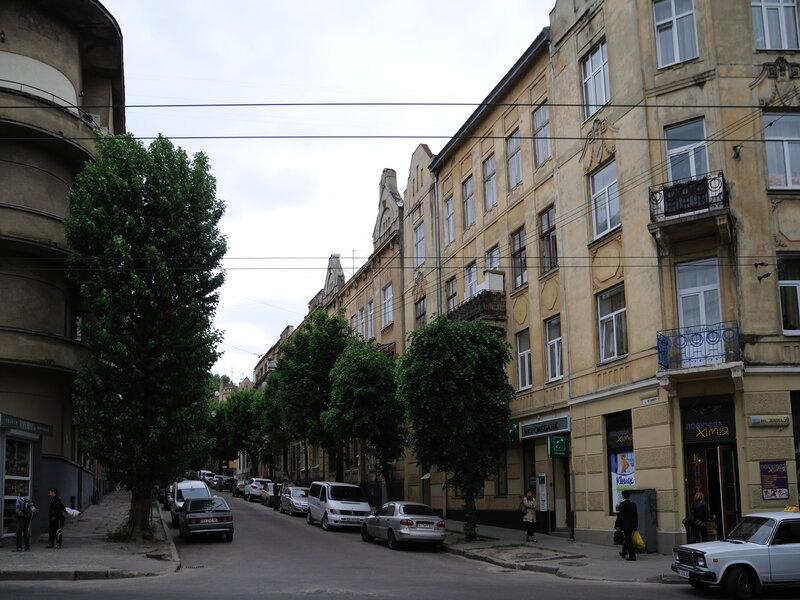 ул. И. Слипого