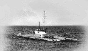 Подводная лодка Аллигатор