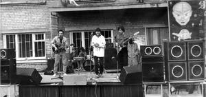 Общежитие МИФИ, 1985 год