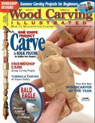 Журнал WoodCarving Illustrated №027 (Summer 2004)
