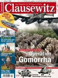 Журнал Clausewitz: Das Magazin fur Militargeschichte №3 2013