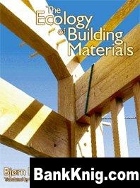 Книга Ecology of Building Materials