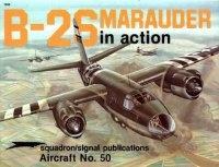 Книга Aircraft No. 50: B-26 Marauder in Action.