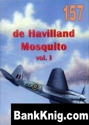 Журнал Wydawnictwo Militaria 157 DH. 98 Mosquito vol. I