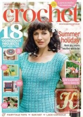 Книга Inside Crochet - Issue 67 2015