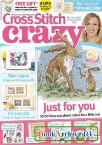 Книга Cross Stitch Crazy №207 2015