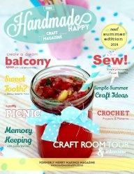 Журнал Handmade Happy - Summer 2014