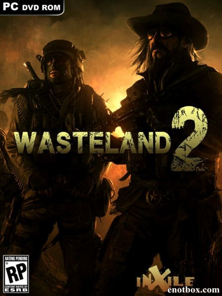 Wasteland 2 (2014/RUS/ENG/Multi8/Full/Repack)
