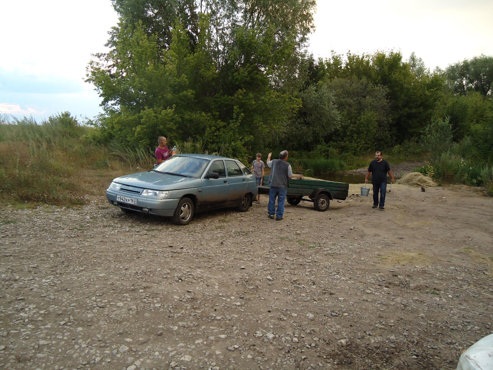 Фото одного дня 5 августа 2014г. В деревне.