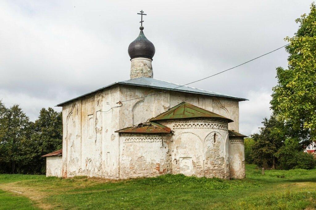 Церковь Козьмы и Дамиана с Гремячей горы бывшего Гремяцкого монастыря, Псков