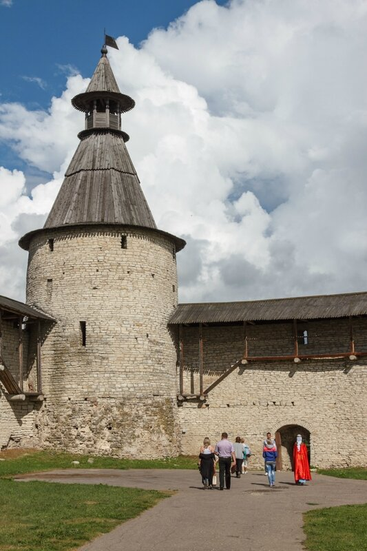 Башня Кутекрома, Псковский Кром