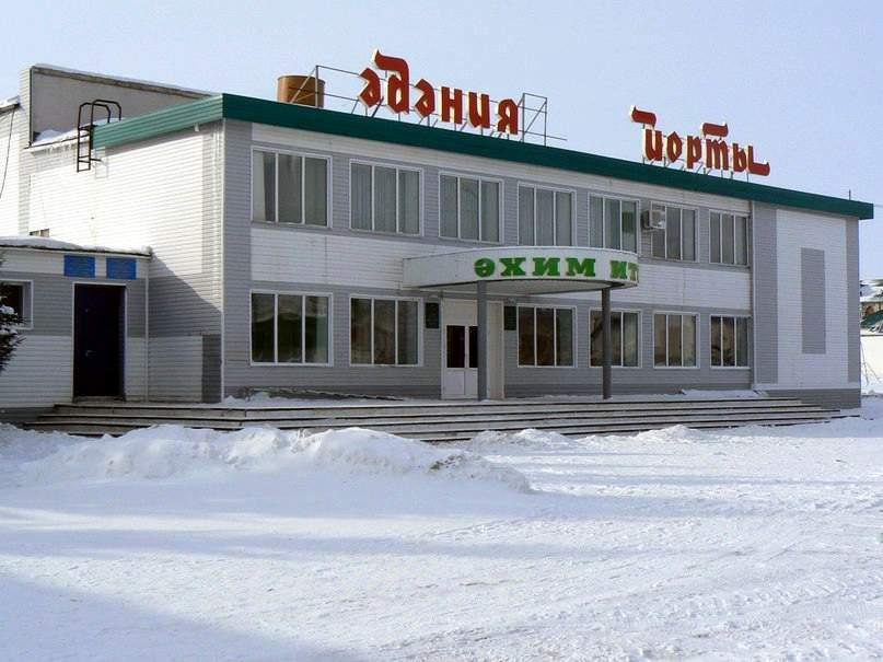 Поселок Сарманово