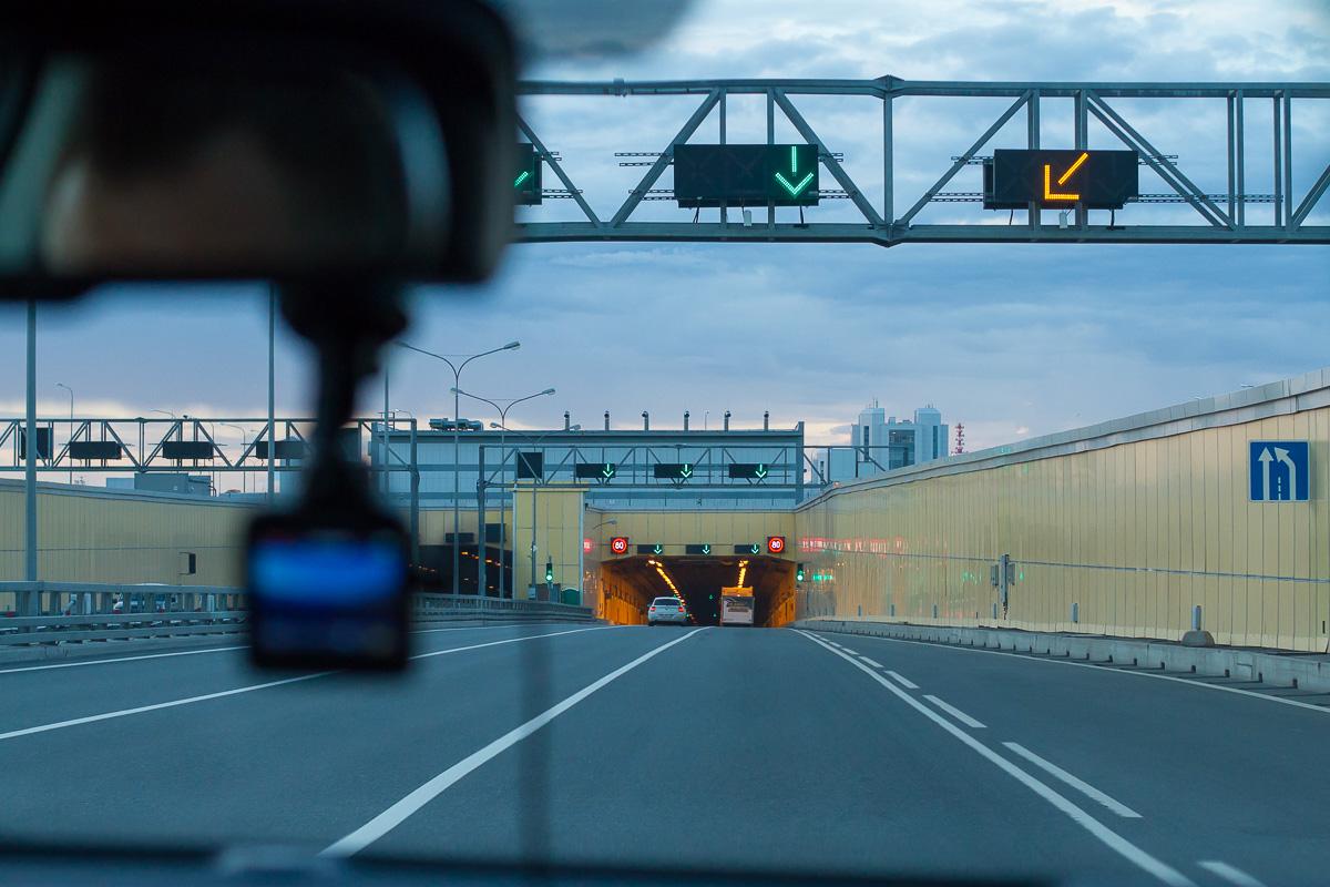 Кольцевая автодорога (Санкт-Петербург) 10