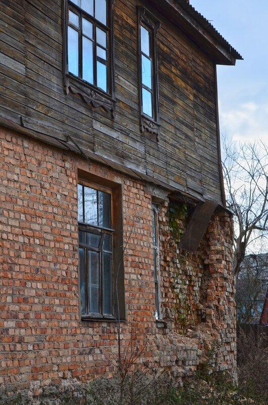 Дом 17 на улице Коммунистической