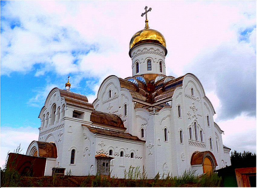 Храмы России - хранители веры