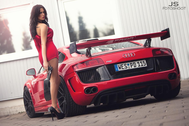Сексуальные девушки и автомобили фото 24 фотография