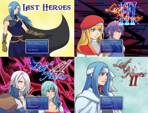 Last Heroes 4 in 1