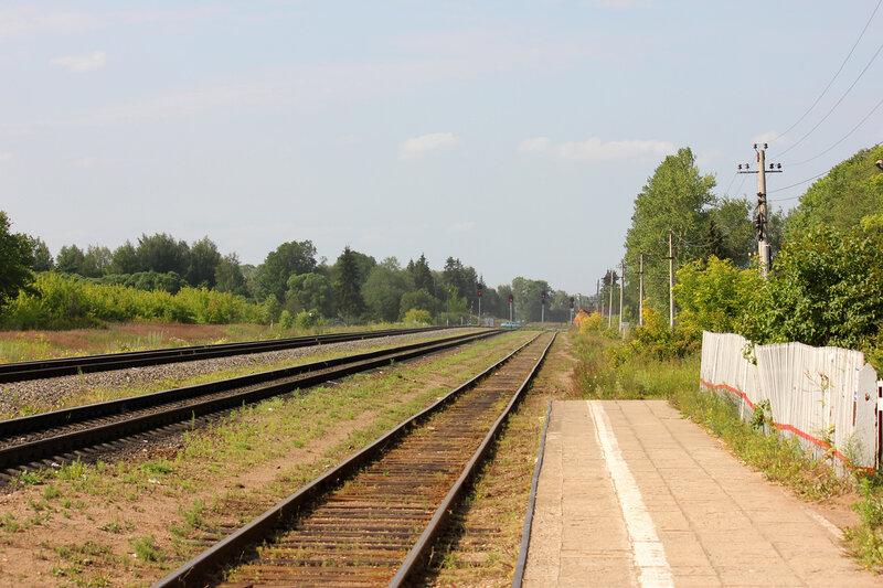 Разъезд Мелихово