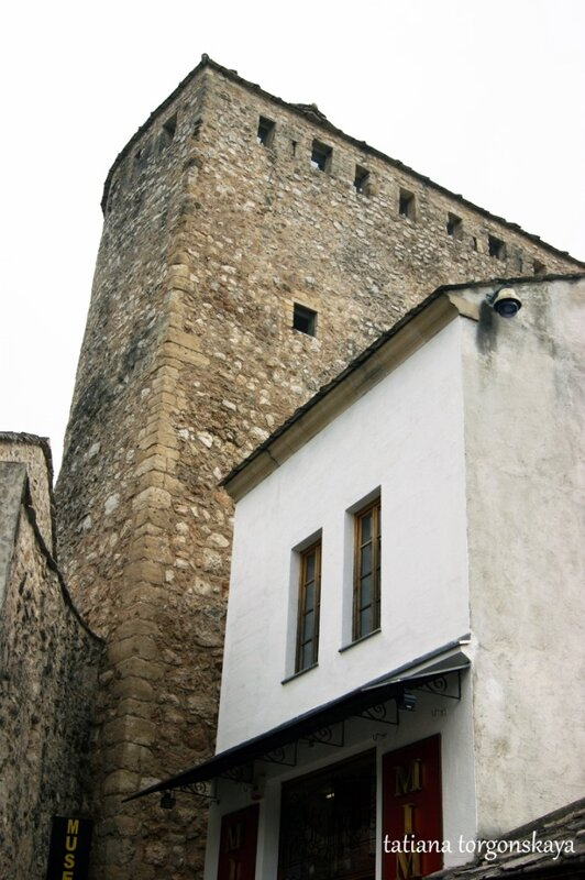 Левобережная башня Тара