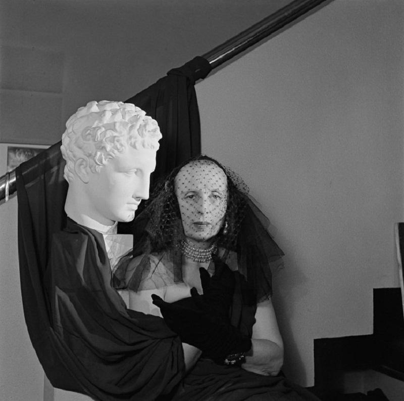 Tamara de Lempicka, 1951