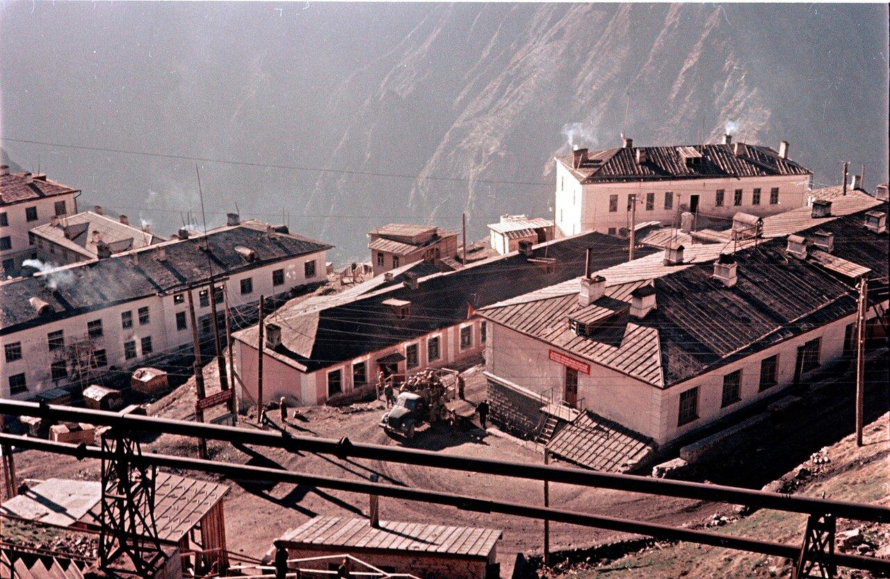 Поселок рудника Лумибден