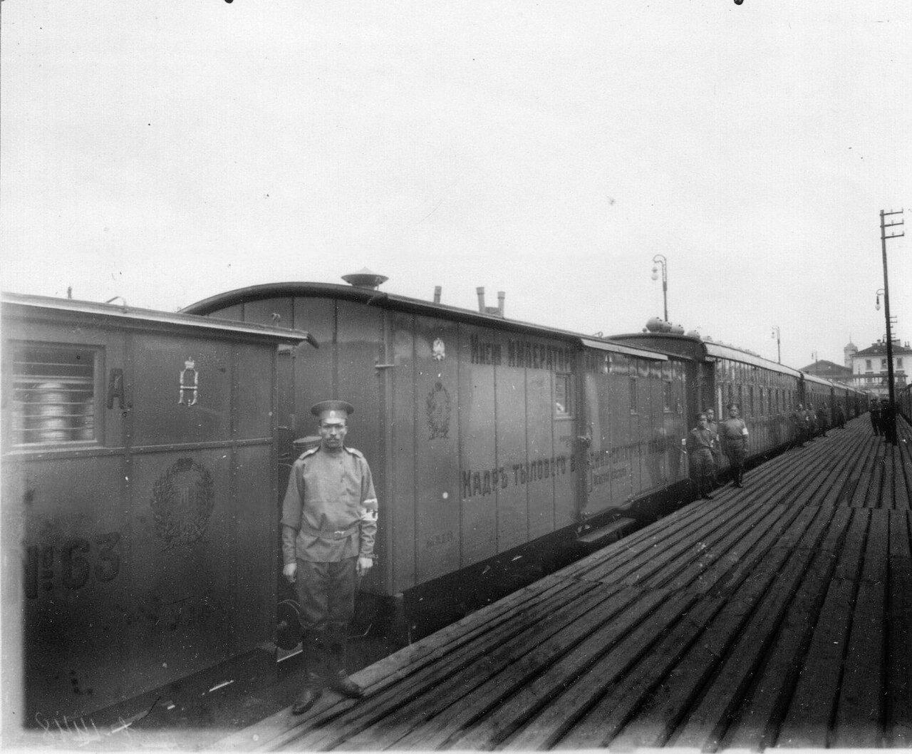 02. Внешний вид поезда