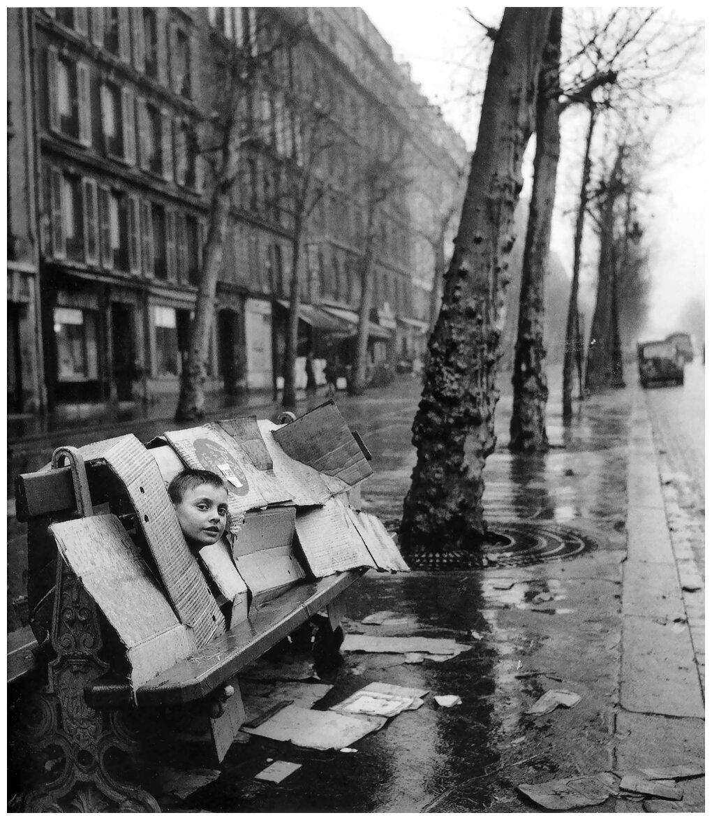 1957. Дом из картона