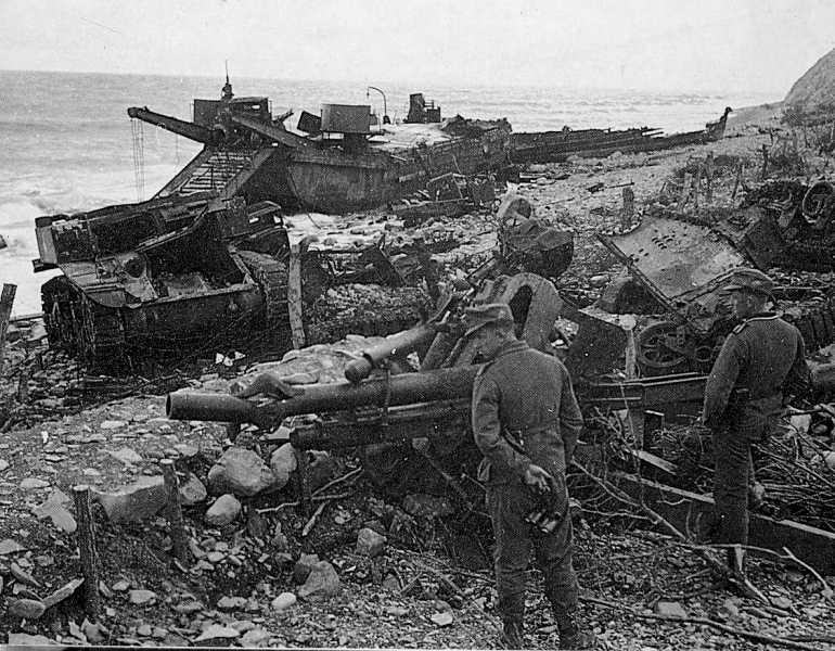 Уничтоженные танки М3л из состава 563-го отб. Южная Озерейка, 1943 г.