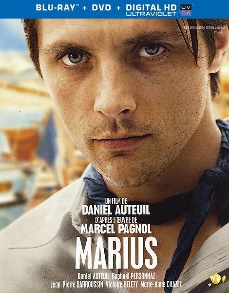 Мариус / Marius (2013/BDRip/HDRip)