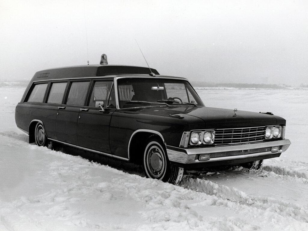 Легендарные Советские Автомобили №18 - ЗИЛ-114