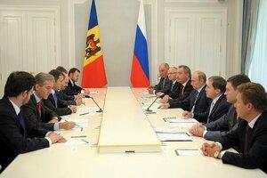 Россия приостановит сотрудничество с Молдовой в ближайшее время