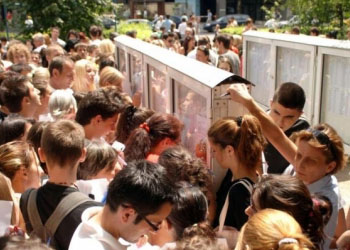 Начинается прием абитуриентов в высшие учебные заведения