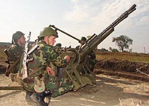Военные в Приднестровье ночью были подняты по тревоге