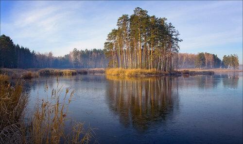 На озере Сугомак. Автор фотографии - Анна Мочалова