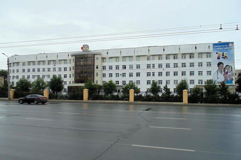 Детская областная больница