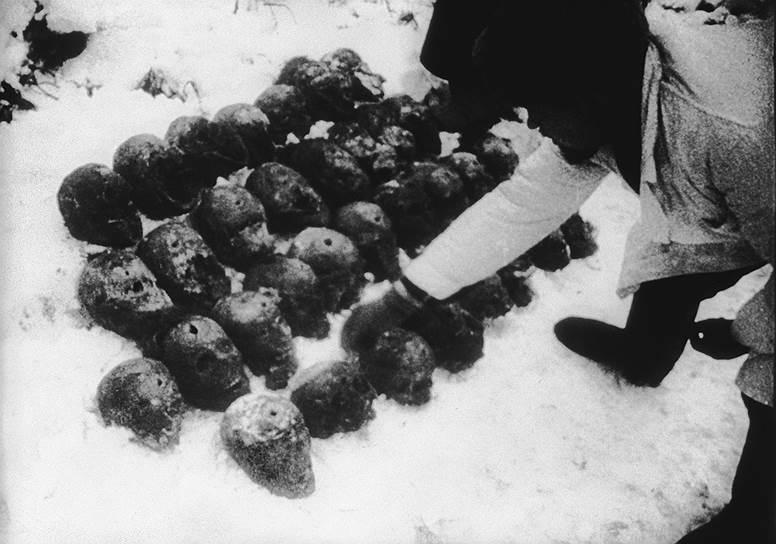 75 лет катынской трагедии.