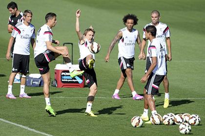 Задолженность мадридского «Реала» превысила шестьсот миллионов евро