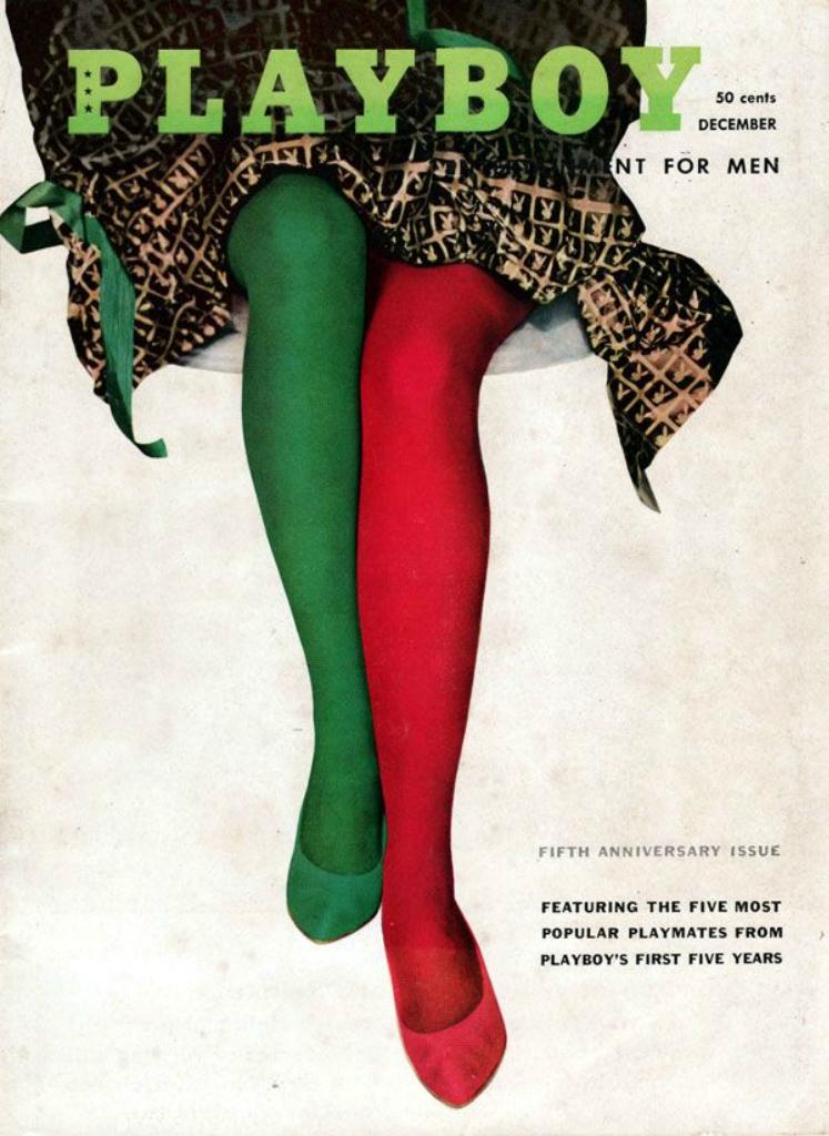 Журнал «Плейбой» 1958 года