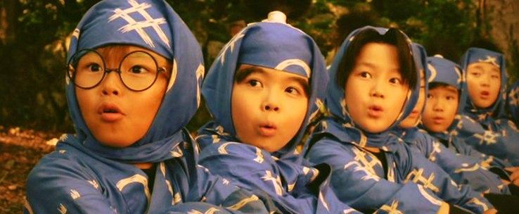 Кохаку ута гассэн и Дети ниндзя. Что смотрели в Японии на Новый год 2013