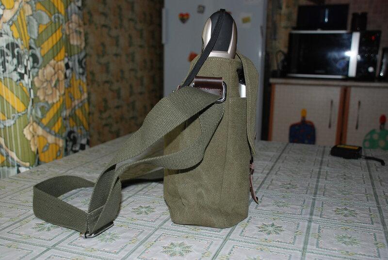 DealExtreme: Мужская сумка - messenger