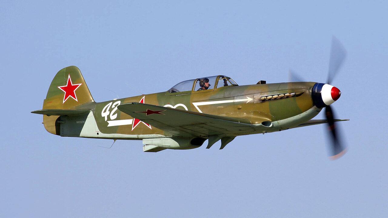 Як-3а