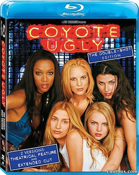 Бар «Гадкий койот» / Coyote Ugly [EXTENDED] (2000/BDRip/HDRip)