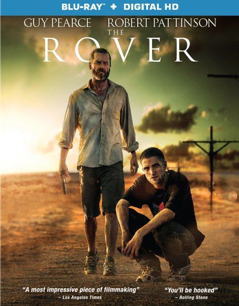 Ровер / The Rover (2014) BD-Remux + BDRip 1080p/720p + HDRip
