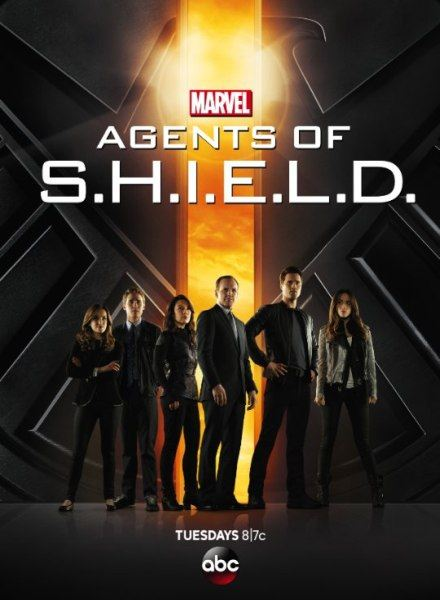 Агенты «Щ.И.Т.»  / Agents of S.H.I.E.L.D. (2 сезон/2014/WEB-DLRip/HDTVRip)