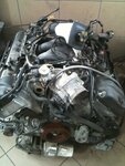 Двигатель AJ8FT 4.2 л, 396 л/с на JAGUAR. Гарантия. Из ЕС.